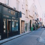パリ1日目のランチは…。